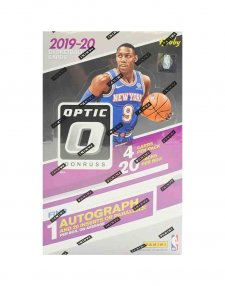 2019-20 Panini NBA Basketball Donruss Optic Hobby Box