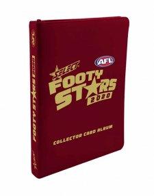 2020 Select AFL Footy Stars Album / Folder