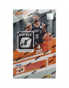 2019-20 Panini NBA Basketball Donruss Optic Retail Box