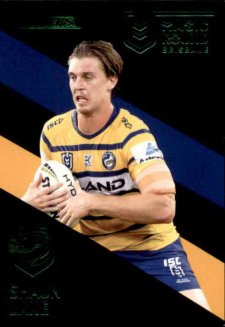 2020 NRL Traders Magic Round MR29 Shaun Lane Eels