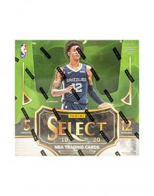 2019-20 Panini NBA Basketball Select Hobby Box