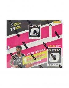 2019-20 Panini NBA Basketball Donruss Optic Fast Break Box