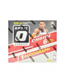 2019-20 Panini NBA Basketball Donruss Optic Choice Hobby Box