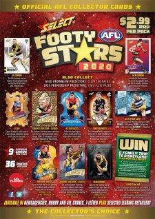 2020 AFL Footy Stars
