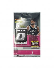 2019-20 Panini NBA Basketball Donruss Optic Fast Break Packet