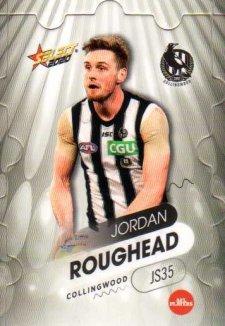 2020 AFL Footy Stars Jigsaw JS35 Jordan Roughead Magpies