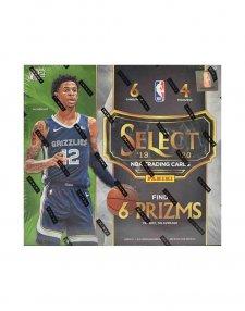 2019-20 Panini NBA Basketball Select Hybrid Box