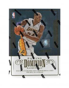 2017-18 Panini NBA Basketball Dominion Hobby Box