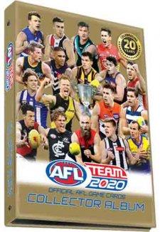 2020 AFL Teamcoach Sealed Folder / Album