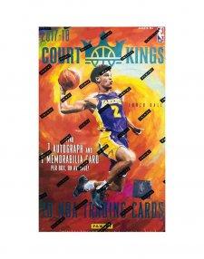 2017/18 Panini NBA Basketball Court Kings Hobby Box