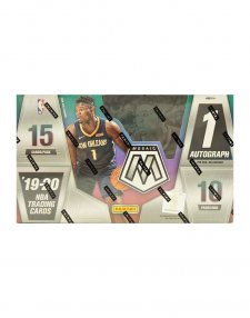 2019-20 Panini NBA Basketball Mosaic Hobby Box