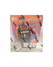 2019-20 Panini NBA Basketball Mosaic Choice Hobby Box