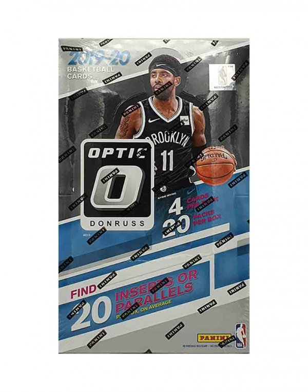 2019-20 Panini NBA Basketball Donruss Optic Tmall Edition Box