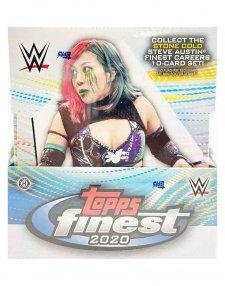 2020 Topps WWE Finest Hobby Box