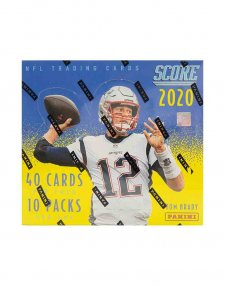 2020 Panini NFL Football Score Hobby Box