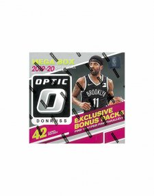 2019-20 Panini NBA Basketball Donruss Optic Mega Box