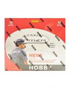 2020 Panini MLB Baseball Prizm Hobby Box