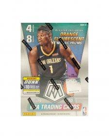 2019-20 Panini NBA Basketball Mosaic Blaster