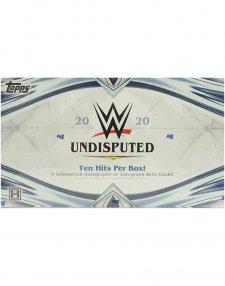 2020 Topps WWE Undisputed Hobby Box