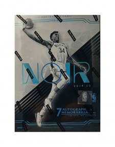2019-20 Panini NBA Noir Hobby Box
