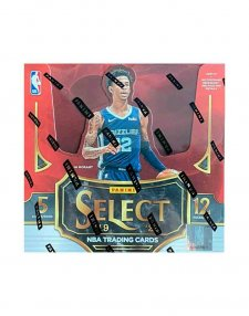 2019-20 Panini NBA Select Tmall Box
