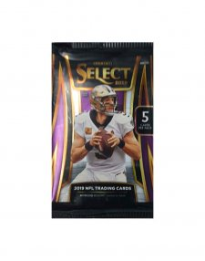 2019 Panini NFL Football Select Hobby Packet