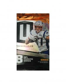 2019 Panini NFL Football Unparalleled Hobby Packet