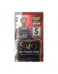 2019-20 Panini NBA Select Tmall Packet
