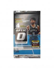2019-20 Panini NBA Basketball Donruss Optic Tmall Edition Packet