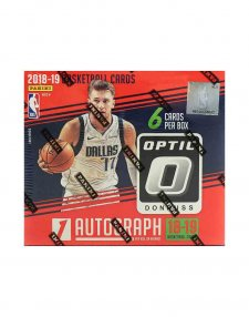2018-19 Panini NBA Basketball Donruss Optic Choice Box