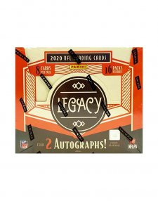 2020 Panini NFL Football Legacy Hobby Box