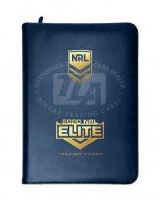 2020 TLA NRL Elite New Sealed Folder / Album