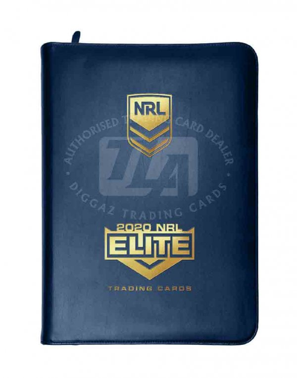 2020 TLA NRL Elite New Sealed Folder / Album