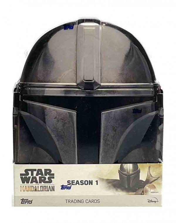 2020 Topps Star Wars Mandalorian Hobby Box