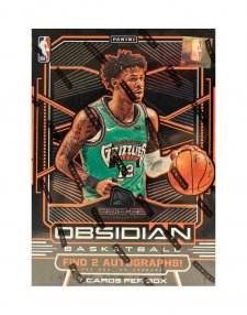 2019-20 Panini NBA Basketball Obsidian Hobby Box