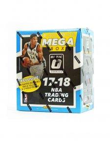 2017-18 Panini NBA Basketball Donruss Optic Mega Box