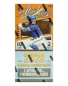 2020 Panini MLB Absolute Baseball Hobby Box