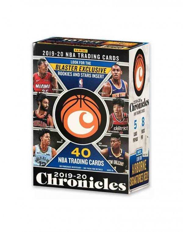 2019-20 Panini NBA Basketball Chronicles Blaster