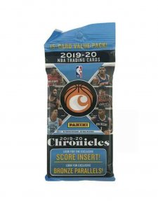 2019-20 Panini NBA Basketball Chronicles Fat Pack