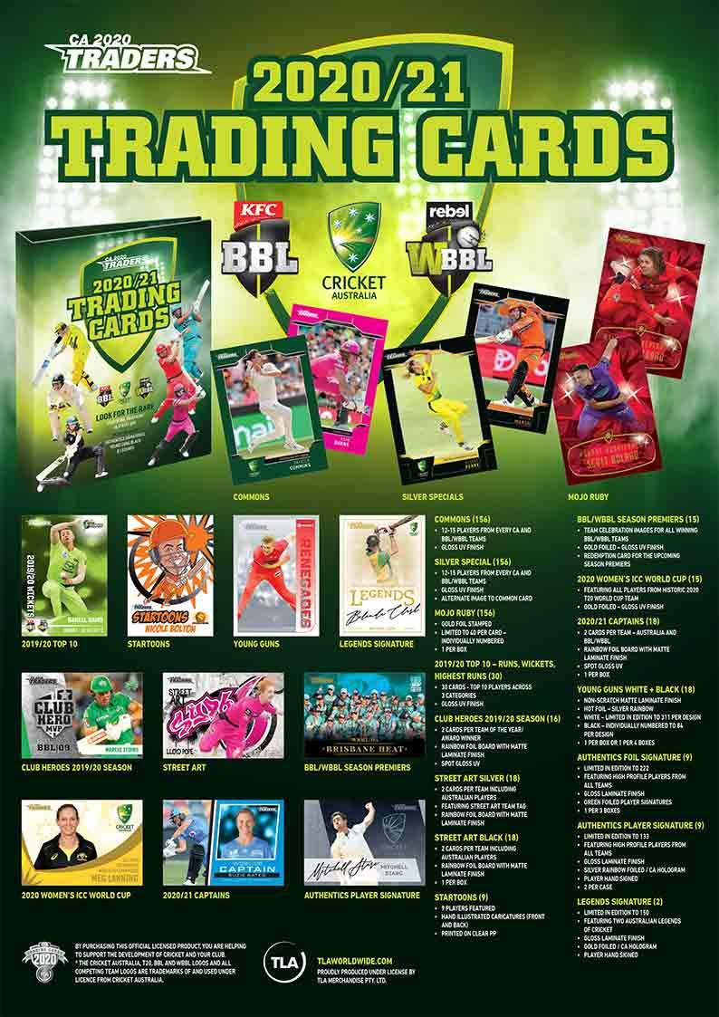 2020-21 CA Traders Sales Flyer