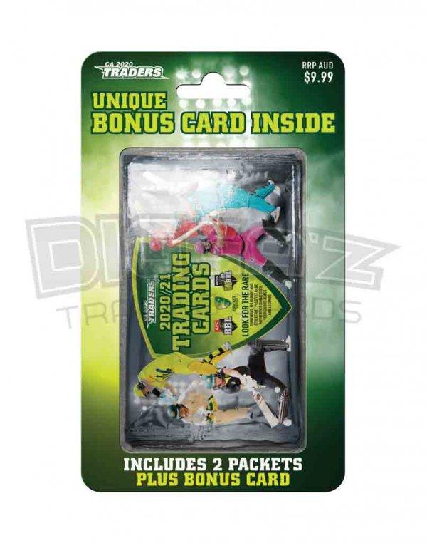 2020/21 TLA CA Traders Sealed Trading Cards Starter Pack