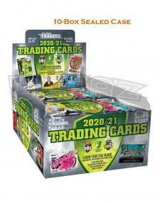 2020/21 TLA CA Traders Sealed Trading Cards 10-Box Case