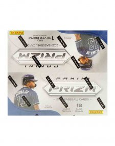 2020 Panini MLB Baseball Prizm Quick Pitch Hobby Box