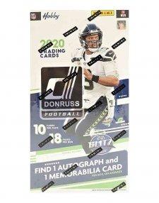 2020 Panini NFL Football Donruss Hobby Box