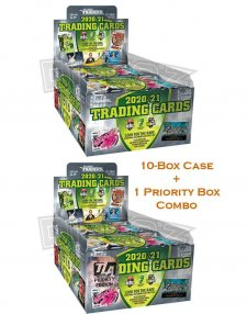 2020/21 TLA CA Traders Sealed Trading Cards 10-Box Case + Priority Box Combo