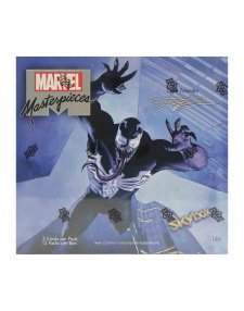 2020 Upper Deck Marvel Masterpieces Hobby Box