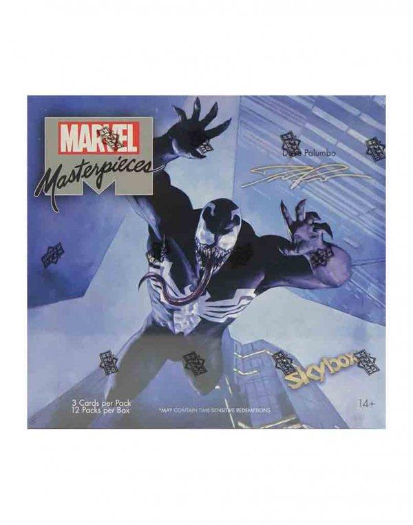 2020 Upper Deck Marvel Masterpieces Hobby Box