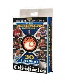 2019-20 Panini NBA Basketball Chronicles Hanger Box