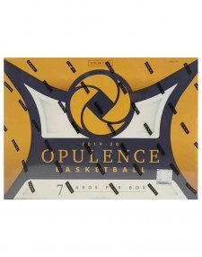 2019-20 Panini NBA Basketball Opulence Hobby Box