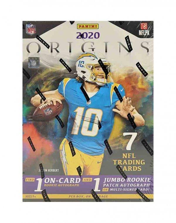 2020 Panini NFL Football Origins Hobby Box